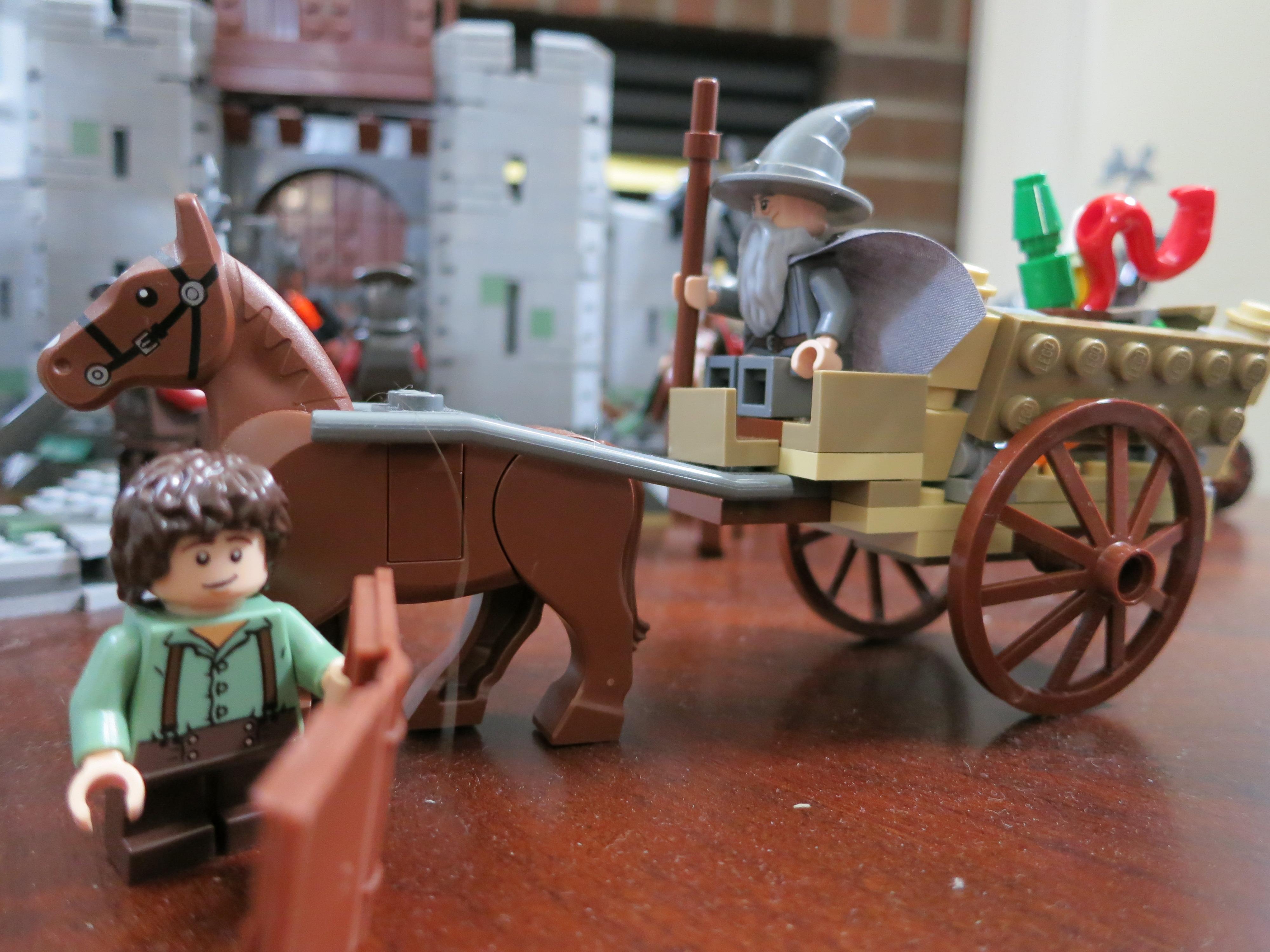Lego My Legolas   Heart of the Dreaming
