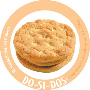 Cookie_Dosidos